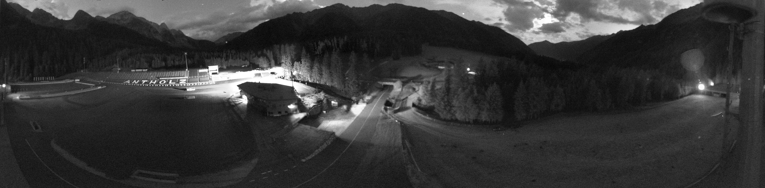 Anterselva Valley Biathlon Centre