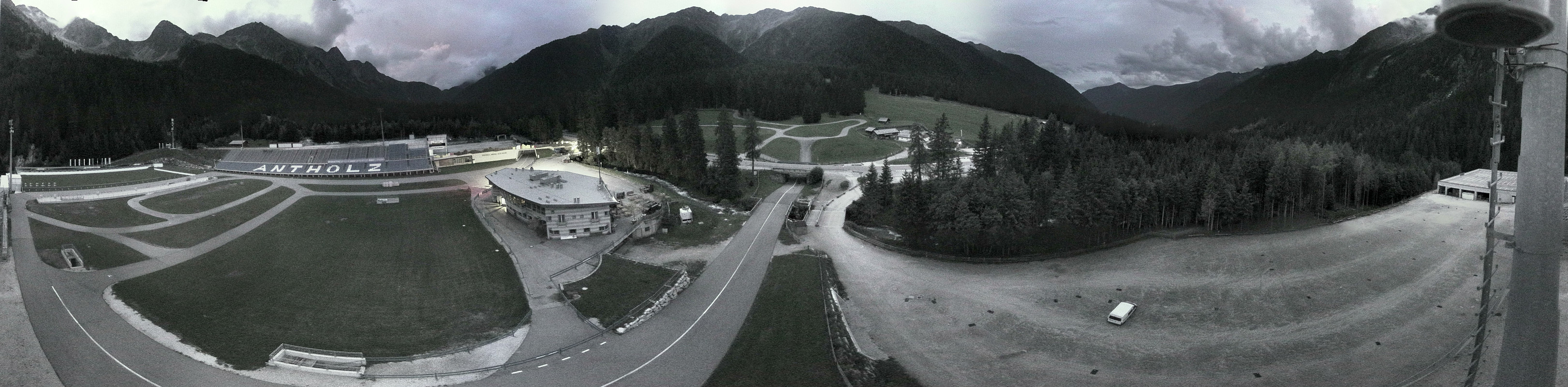 Antholzertal Biathlonzentrum