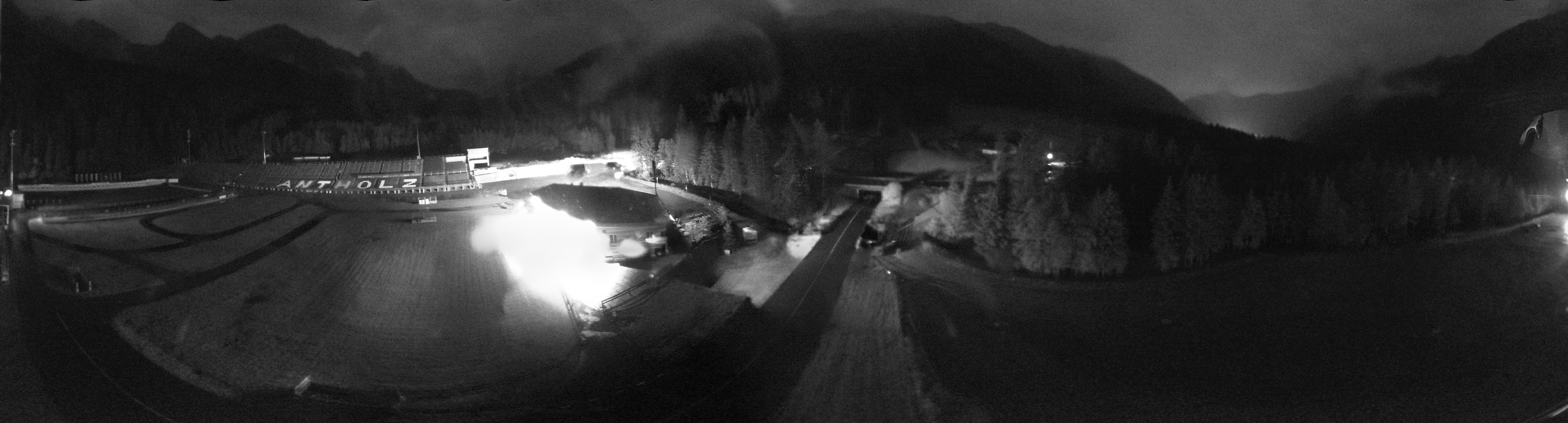 Webcam of the Biathlon centre in Anterselva